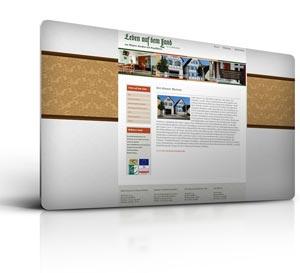 Cms und webdesign für ein museumspädagogisches angebot im bamberger