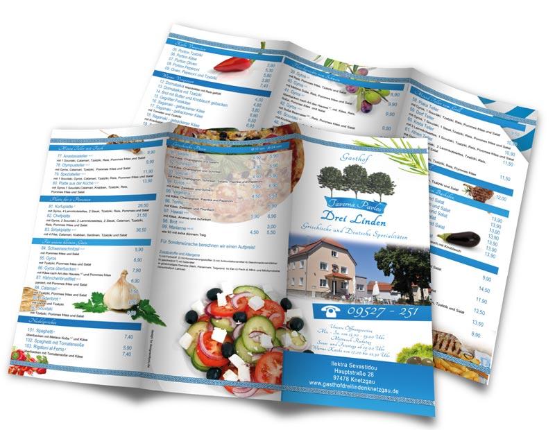 Flyer Design - Flyer Erstellen - Flyer gestalten - Flyer entwerfen