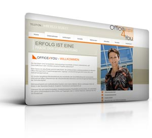Webdesign und Programmierung Office4you Hofheim