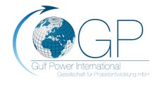 Logoentwicklung Gulf Power International