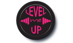 Logo Level me Up - Personal Training Gütersloh