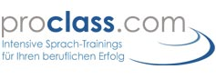 Businesslogo proclass - Sprachtrainings