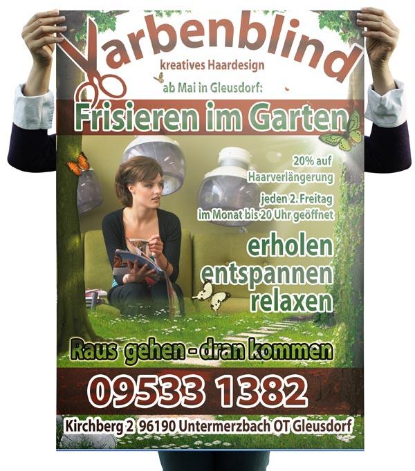Plakate Poster Print Visitenkarten Flyer