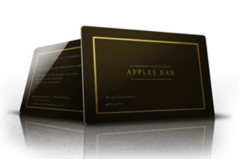 Apples Card Park Hyatt Hamburg