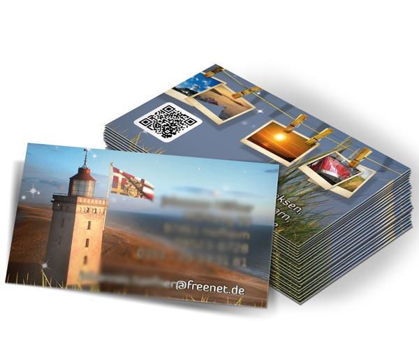 Visitenkarten Design - Visitenkarte Erstellen